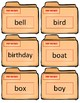 Dolch Sight Word Flash Cards~ Nouns Case Files