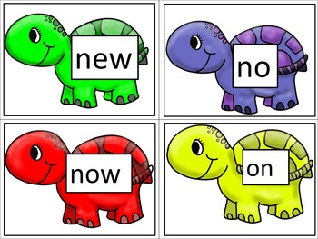 Dolch Sight Word Flash Cards- Pre-Primers/Kindergarten/Year 0-1