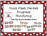 Dolch Sight Word Flash Cards and Progress Monitoring