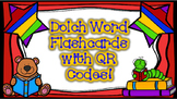 Dolch Sight Word Flashcards with QR Codes!