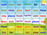 'Sight Word Games' - Learn High Frequency Sight Words - Heaps of Fun!!!