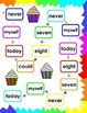 Dolch Sight Word  Games (Third Grade Words)
