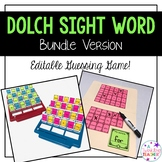 Growing Dolch Sight Word Guessing Game Bundle!