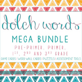 Dolch Sight Word Mega Bundle