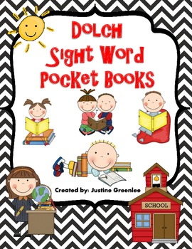 Dolch Sight Word Pocket / Sticker Books