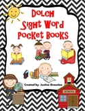 Dolch Sight Word Pocket / Sticker Books