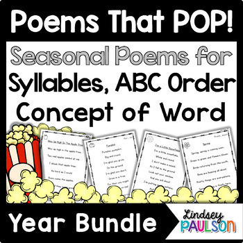 Poems & Shared Reading Yearlong