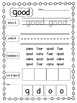 Dolch Sight Word Practice: Primer