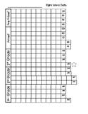 Dolch Sight Word Sticker Chart