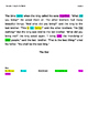 Dolch Sight Word Story
