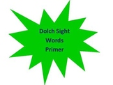Dolch Sight Word Video (Primer)