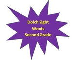 Dolch Sight Word Video (Second Grade)
