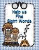 Dolch Sight Word Walk - First Grade