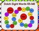 Dolch Sight Words 131-140 Board Game