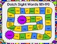 Dolch Sight Words 181-190 Board Game