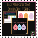 Dolch Sight Words Easter Activities:1st Grade (41 Words)