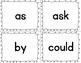 Dolch Sight Words 1st Grade - BANG!