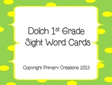 Dolch Sight Words 1st grade Go Fish