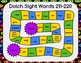 Dolch Sight Words 211-220 Board Game
