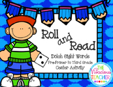 Roll and Read Sight Words (Pre-Primer to Third Grade)