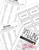 Dolch Sight Words - 2nd Grade - EDITABLE Flash Cards - Activities - Spelling