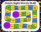 Dolch Sight Words 31-40 Board Game