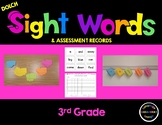 Dolch Sight Words - 3rd Grade