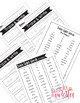 EDITABLE Dolch Sight Words (40)  - Practice Activities, Lists, Trace and Write