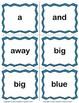 Dolch Sight Words Bingo - PreK