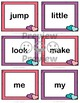Dolch Sight Words Bingo - PreK Valentine