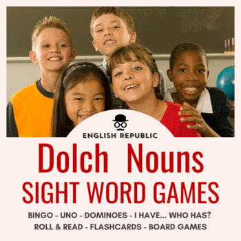 Dolch Sight Words Checkers