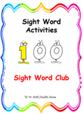 Dolch Sight Words Club
