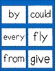 Dolch Sight Words - First Grade