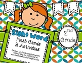 Dolch Sight-Words: Flash Cards & Activities/Centers/Stations-2nd Grade
