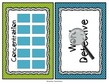 Dolch Sight-Words: Flash Cards & Activities/Centers/Stations-Pre-K/Kinder