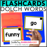 Dolch Sight Words Flashcards