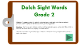 PPTM - Dolch Sight Words Gr2  (randomized activity)