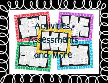 Dolch Sight Words Intervention Bundle (Pre-Primer through Third Grade)