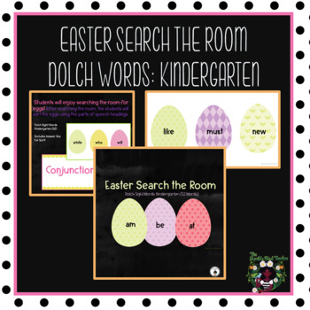 Sight Words -Dolch Sight Word Game Kindergarten