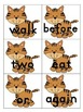 Dolch Sight Words List 7 Jungle Themed