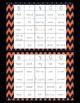 Dolch Sight Words Mega Pack-Flash Cards and Bingo-Denver Broncos