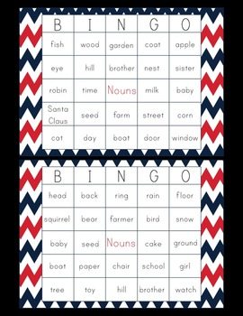 Dolch Sight Words Mega Pack-Flash Cards and Bingo-New England Patriots