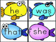 Sight Words Primer Fish