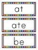 Dolch Sight Words: Primer Word Wall