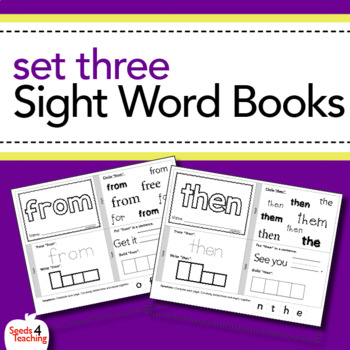 photograph relating to Sight Word Book Printable identified as Dolch Sight Text Printable Textbooks - To start with Quality Fixed