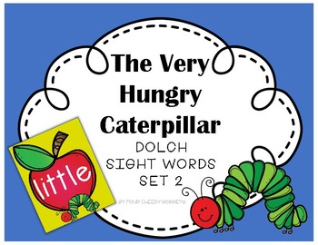 Dolch Sight Words Set 2