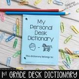 First Grade Student Desk Dictionary