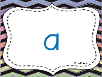 Dolch Sight Words Table Names (PP - 2nd) Black Pastel Chevron