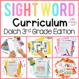 Dolch Sight Words Third Grade | Activities, Literacy Cente