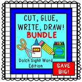 Dolch Sight Words activities {BUNDLE}
